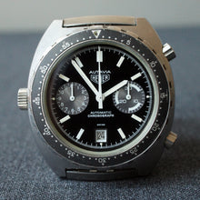Load image into Gallery viewer, 1984 HEUER AUTAVIA AUTOMATIC CHRONOGRAPH 11063V
