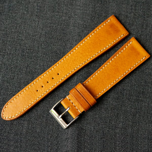 MUSTARD BOX CALF CUSTOM MADE STRAP