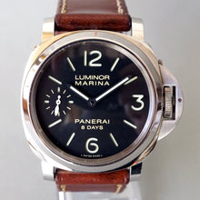 Load image into Gallery viewer, 2014 PANERAI LUMINOR MARINA PAM510 Q 44MM 8DAYS