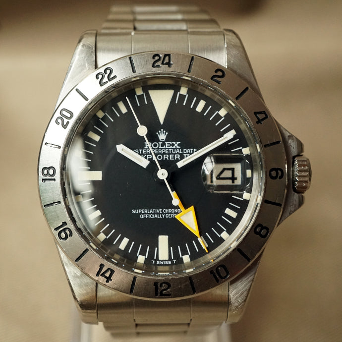 1975 ROLEX EXPLORER II  REF.1655 MK2 ORIGINAL CONDITION