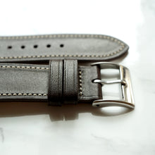 Load image into Gallery viewer, CHOCOLATE BROWN BARENIA SMOOTH CALF STANDARD STRAP