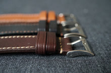 Load image into Gallery viewer, GOLD BARENIA SMOOTH CALF CUSTOM MADE STRAP