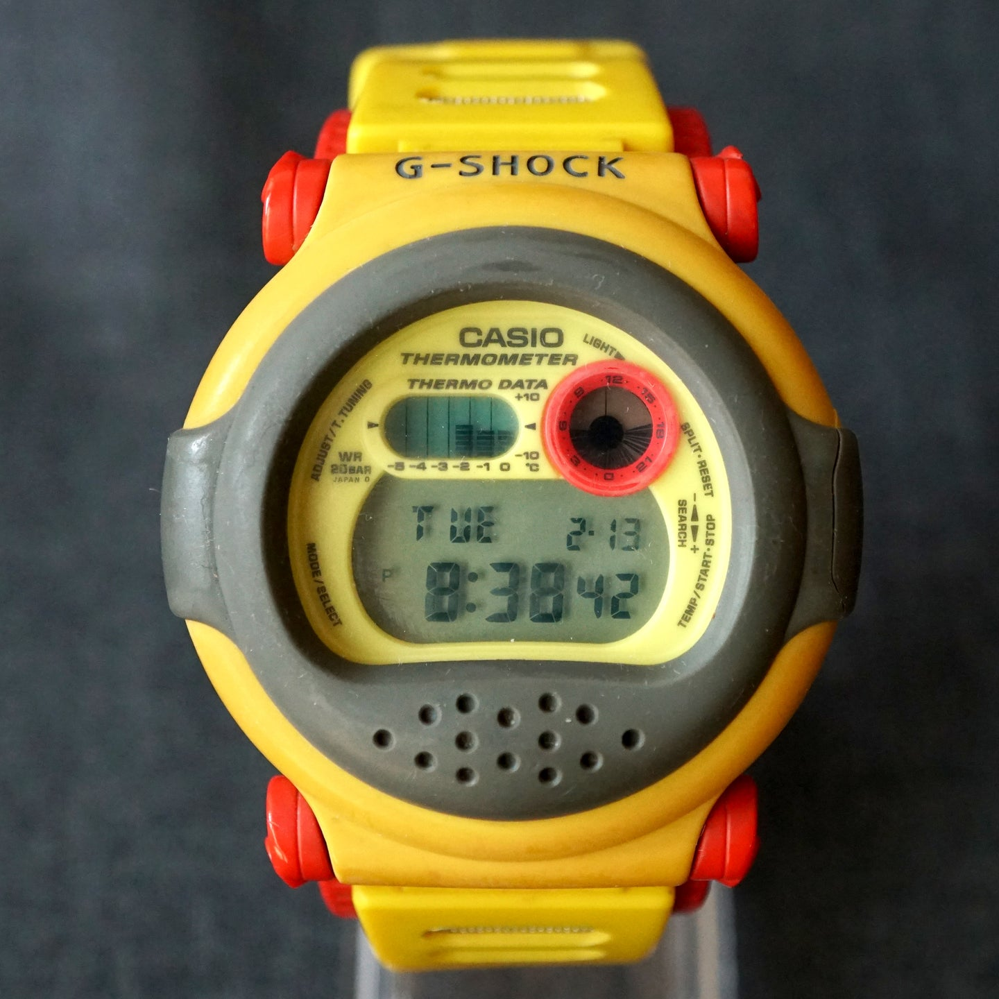 1994 VINTAGE CASIO G-SHOCK DW-001 ORIGINAL