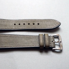 Load image into Gallery viewer, ASH GREEN DISTRESSED CALF STANDARD STRAP