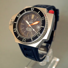 Load image into Gallery viewer, 1971 OMEGA SEAMASTER 600 PLOPROF 166.077 DIVER WATCH