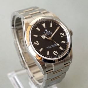 2002 ROLEX EXPLORER REF.114270 STAINLESS STEEL WATCH