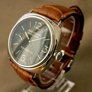 2012 PANERAI RADIOMIR BLACK SEAL PAM 183 45MM FULL SET