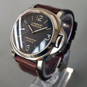 2014 PANERAI LUMINOR MARINA PAM510 Q 44MM 8DAYS