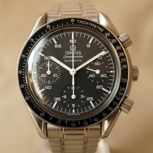 1998 OMEGA SPEEDMASTER REDUCED REF.175.00.32 AUTOMATIC WATCH