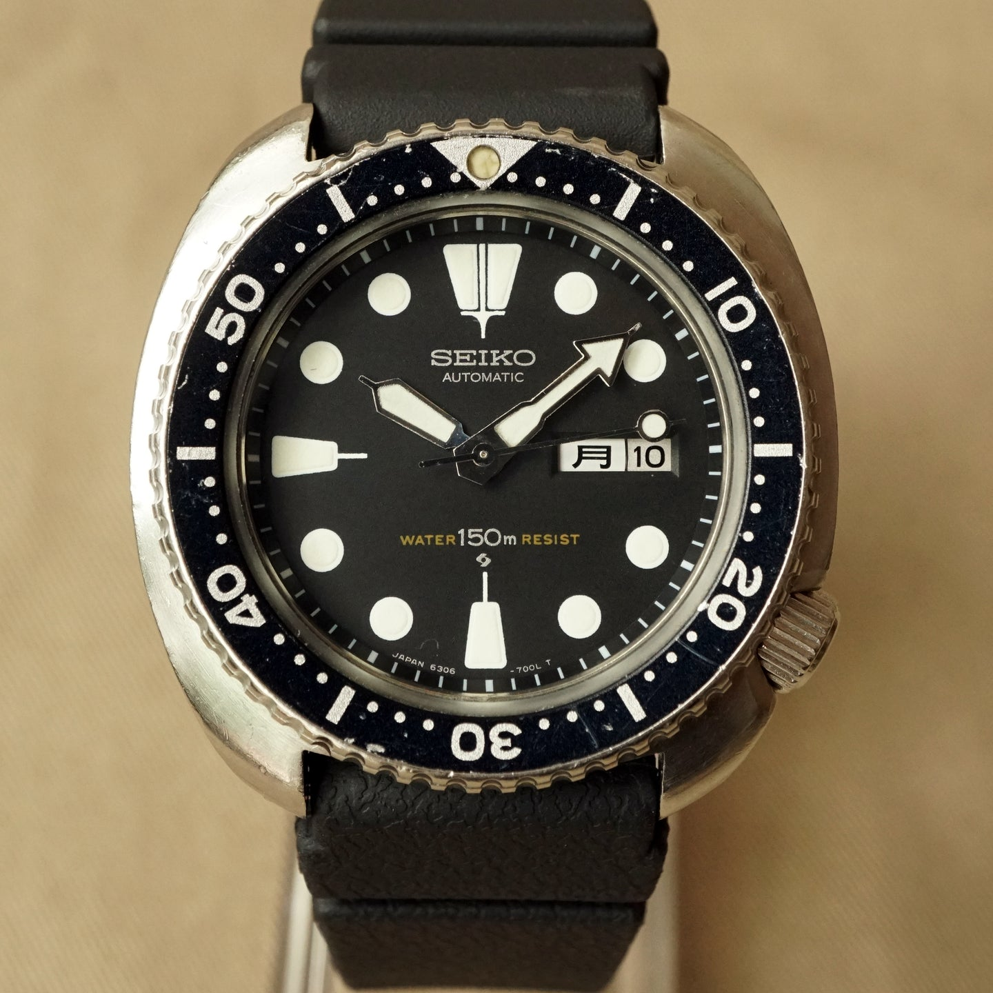 1978 SEIKO REF.6306-7001 150M DIVERS WATCH ORIGINAL CONDITION