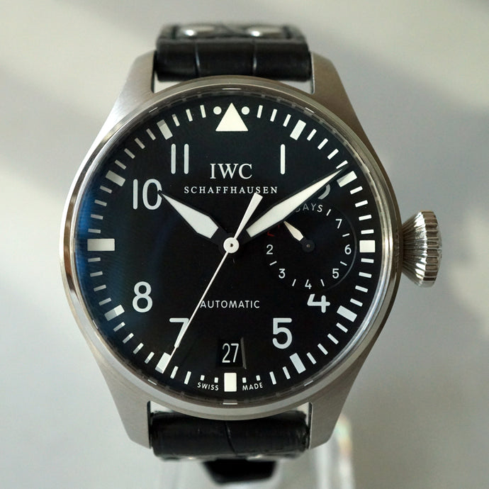 2013 IWC BIG PILOT 46MM IW500901 WATCH