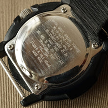 Load image into Gallery viewer, 1995 STOCKER & YALE U.S.MILITARY ISSUED TYPE 6 SANDYP650 NAVIGATOR WATCH