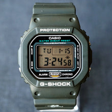 Load image into Gallery viewer, 2000 VINTAGE CASIO G-SHOCK DW-5600CK-3ZJF G-VIPER MINT
