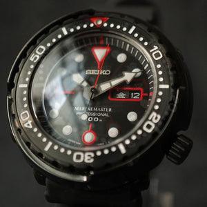 2012 SEIKO MARINEMASTER TUNA 300 GOLGO 13 LIMITED EDITION SBBN023