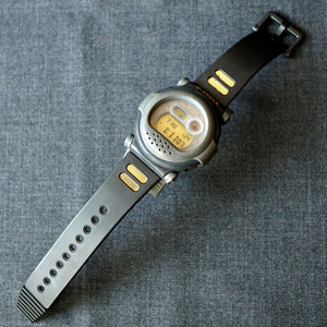 "1994 VINTAGE CASIO G-SHOCK DW-001 ORIGINAL ""GRAY JASON"""