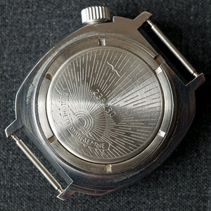 1980s USSR VOSTOK KOMANDIRSKIE TANK MILITARY WATCH