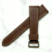 Load image into Gallery viewer, DARK BROWN BOX CALF STANDARD STRAP