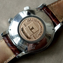 Load image into Gallery viewer, 2005 Jaeger-LeCoultre MASTER CONTROL REVEIL MEMOVOX REF.141.8.97/1