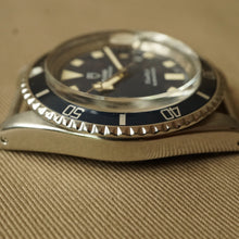 Load image into Gallery viewer, 1973 TUDOR OYSTERDATE SNOWFLAKE BLUE SUBMARINER
