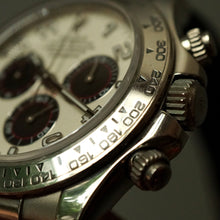 Load image into Gallery viewer, 2010 ROLEX COSMOGRAPH PANDA RACING WG DAYTONA REF.116519