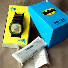 "Load image into Gallery viewer, 2009 CASIO G-SHOCK DW-5600VT DC COMICS EDITION ""BATMAN"""