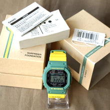 Load image into Gallery viewer, 2010 CASIO G-SHOCK  SURFRIDER FOUNDATION (SRF) EDITION
