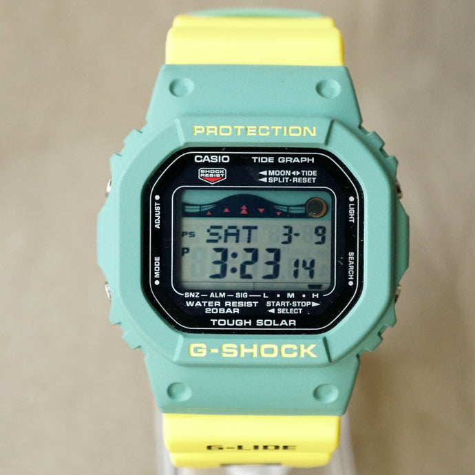 2010 CASIO G-SHOCK  SURFRIDER FOUNDATION (SRF) EDITION