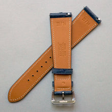 Load image into Gallery viewer, DENIM BLUE DISTRESSED CALF STANDARD STRAP