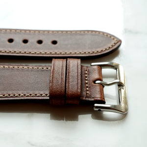 TIMBER BROWN CHROMEXCEL STANDARD STRAP