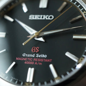 2013 GRAND SEIKO REF.SBGX089 MAGNETIC RESISTANT 40000 A/m 500 LIMITED ED.