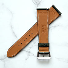 Load image into Gallery viewer, FOREST GREEN CHROMEXCEL STANDARD STRAP