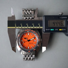 Load image into Gallery viewer, 2010 DOXA SUB 1000T PROFESSIONAL RE-EDITION ORANGE DIVER WATCH