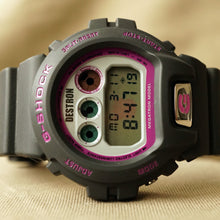 "Load image into Gallery viewer, 2007 CASIO G-SHOCK DW-6900FS TRANS FORMERS EDTION ""DESTRON"" MINT"