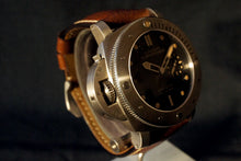Load image into Gallery viewer, 2014 PANERAI LUMINOR SUBMERSIBLE PAM 569 1950 LEFT-HANDED