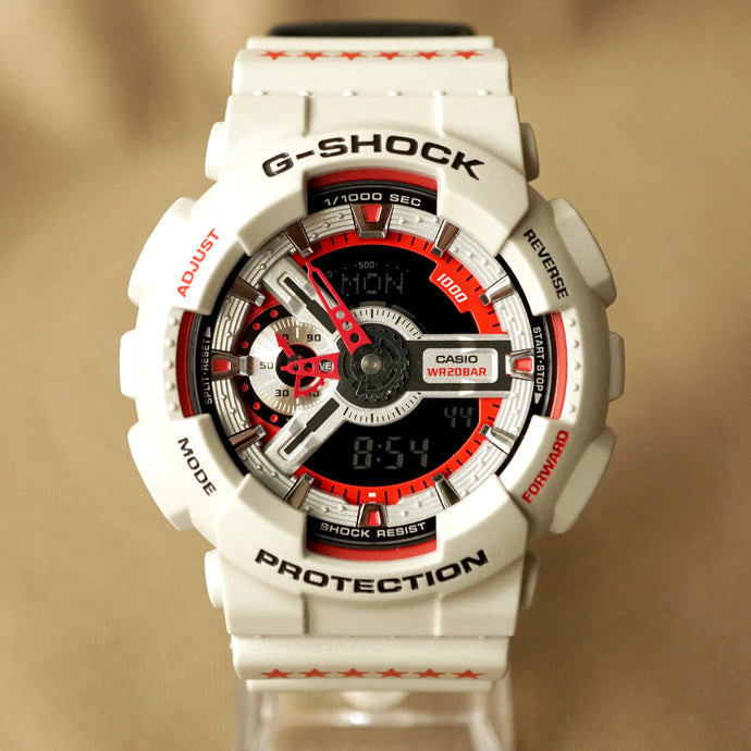 2013 CASIO G-SHOCK 30TH EDITION GA110EH-8A ERIC HAZE MINT