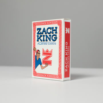 ZACH KING CARD SET