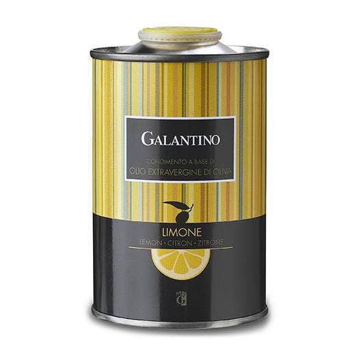 Extra Virgin Olive Oil by Galantino, Lemon