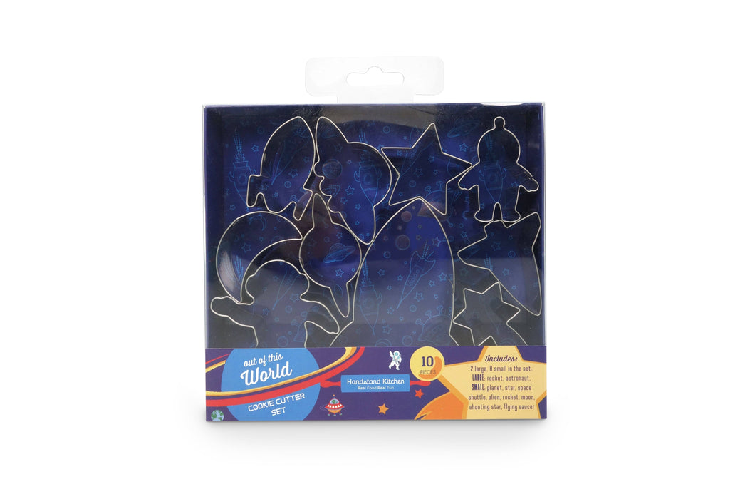 Out of this World 10pc Cookie Cutter Set