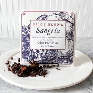 Sangria Spice Blend - 1.5 Gallon Package