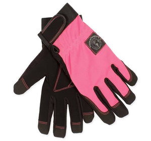 "Women's ""Digger"" Gloves, Medium Magenta"