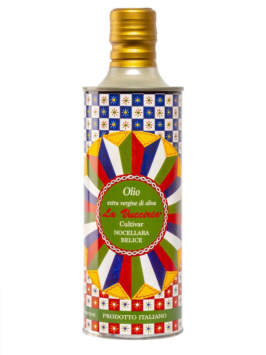 Cultivar Nocellara Belice Extra Virgin Olive Oil 500ml