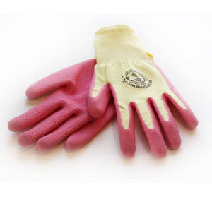 "Women's ""Weeder"" Glove, Small Pink"