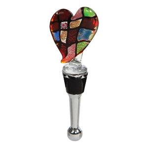 Heart Shape Bottle Stopper