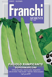Seeds, Franchi Bean Supermarconi
