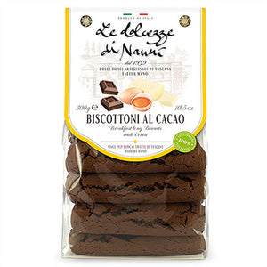 Biscottoni Chocolate Tuscan Cookies, 10.58oz/300g