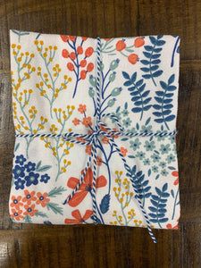 Dish towel, Bloom Garden set of 3