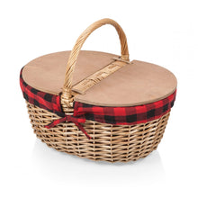 Load image into Gallery viewer, Country Basket Buffalo Plaid
