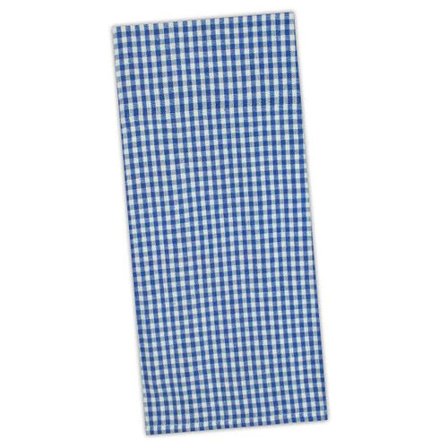Dishtowel, French Blue Chef Checks
