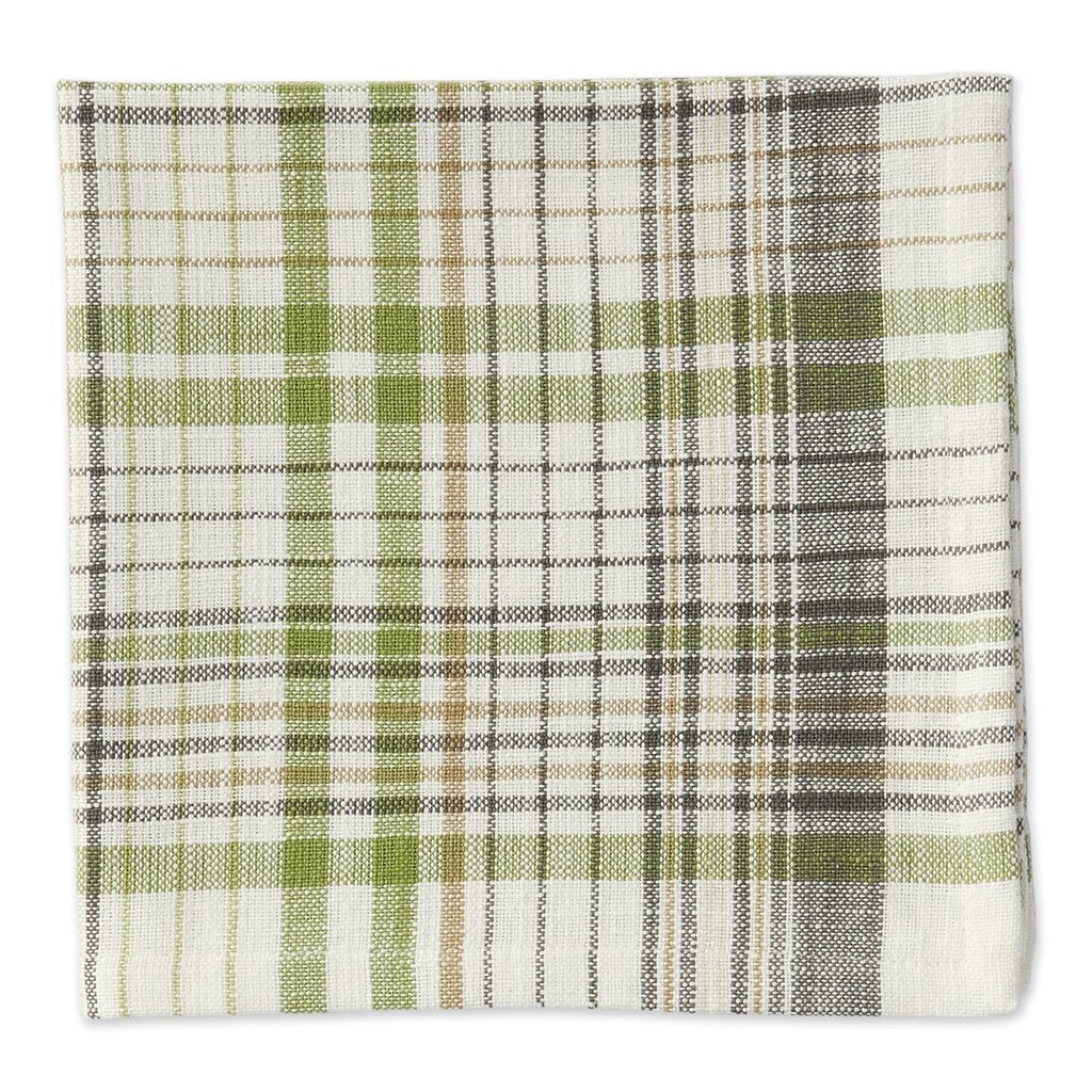 Napkin, Herb Garden Plaid