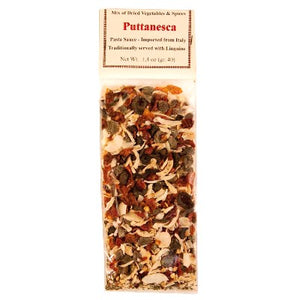 Dried Puttanesca Sauce Mix, 1.4oz/40grams